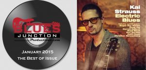 Blues Junction Album of the year 2014