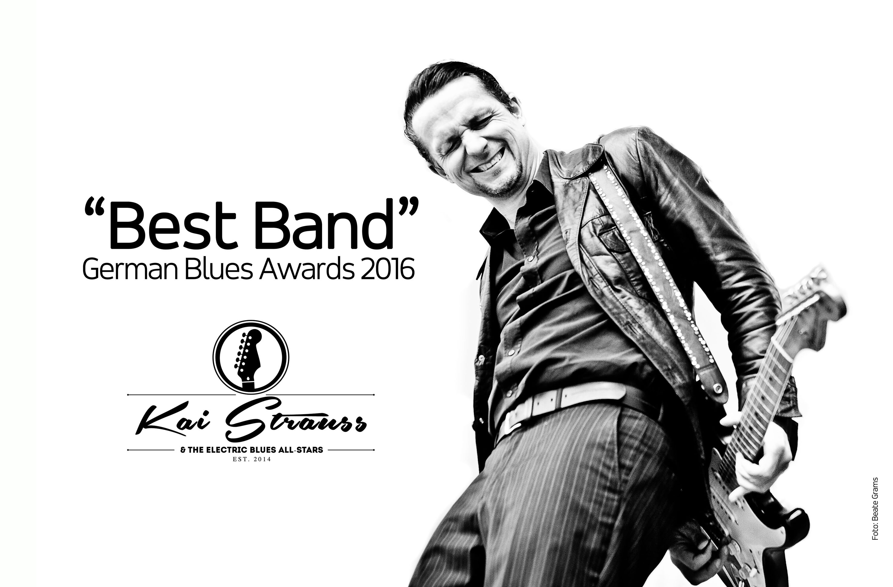 German Blues Awards Best Band