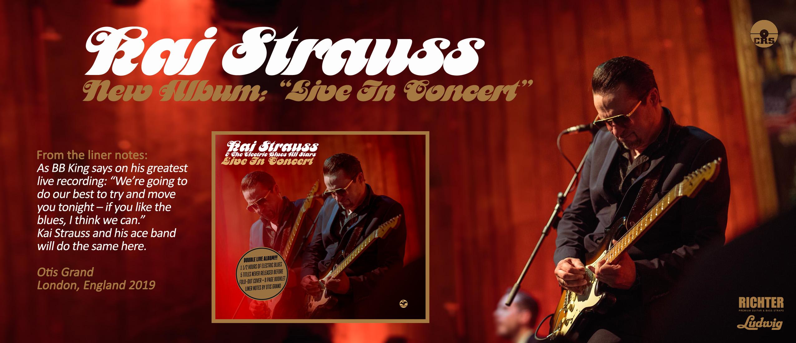 Tour 2019   Kai Strauss