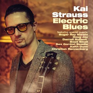 Kai Strauss Electric Blues Cover 1