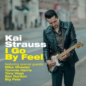 Kai Strauss I GO BY FEEL Cover